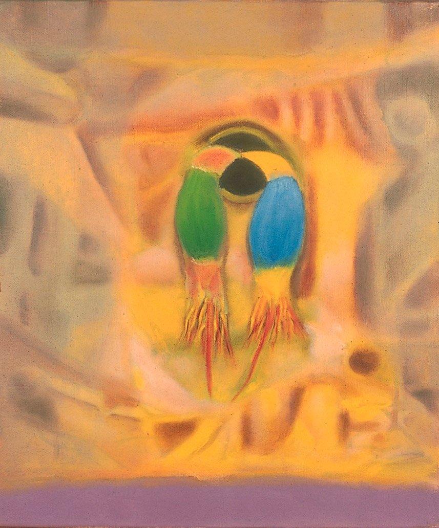 Aves do Paraíso I