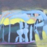 O Rei Elefante X. Mixta 61x38cm